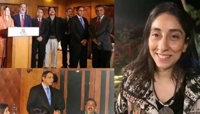 बॉय फ्रेंड ने की पाकिस्तान के पूर्व राजनयिक की बेटी की हत्या…