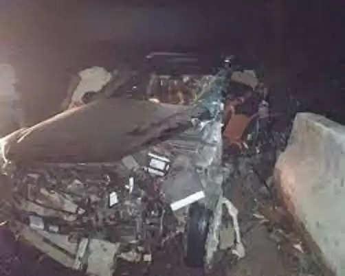 mahu accident