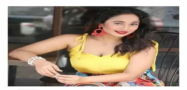 Bhojpuri actress Rani Chatterjee