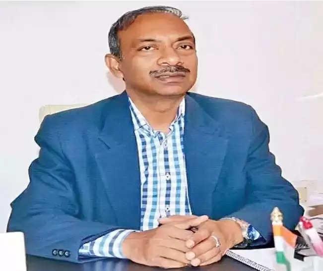IAS Amit khare