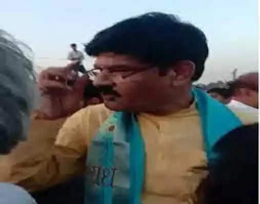 BJP minister