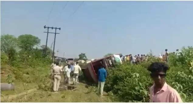 satna accident